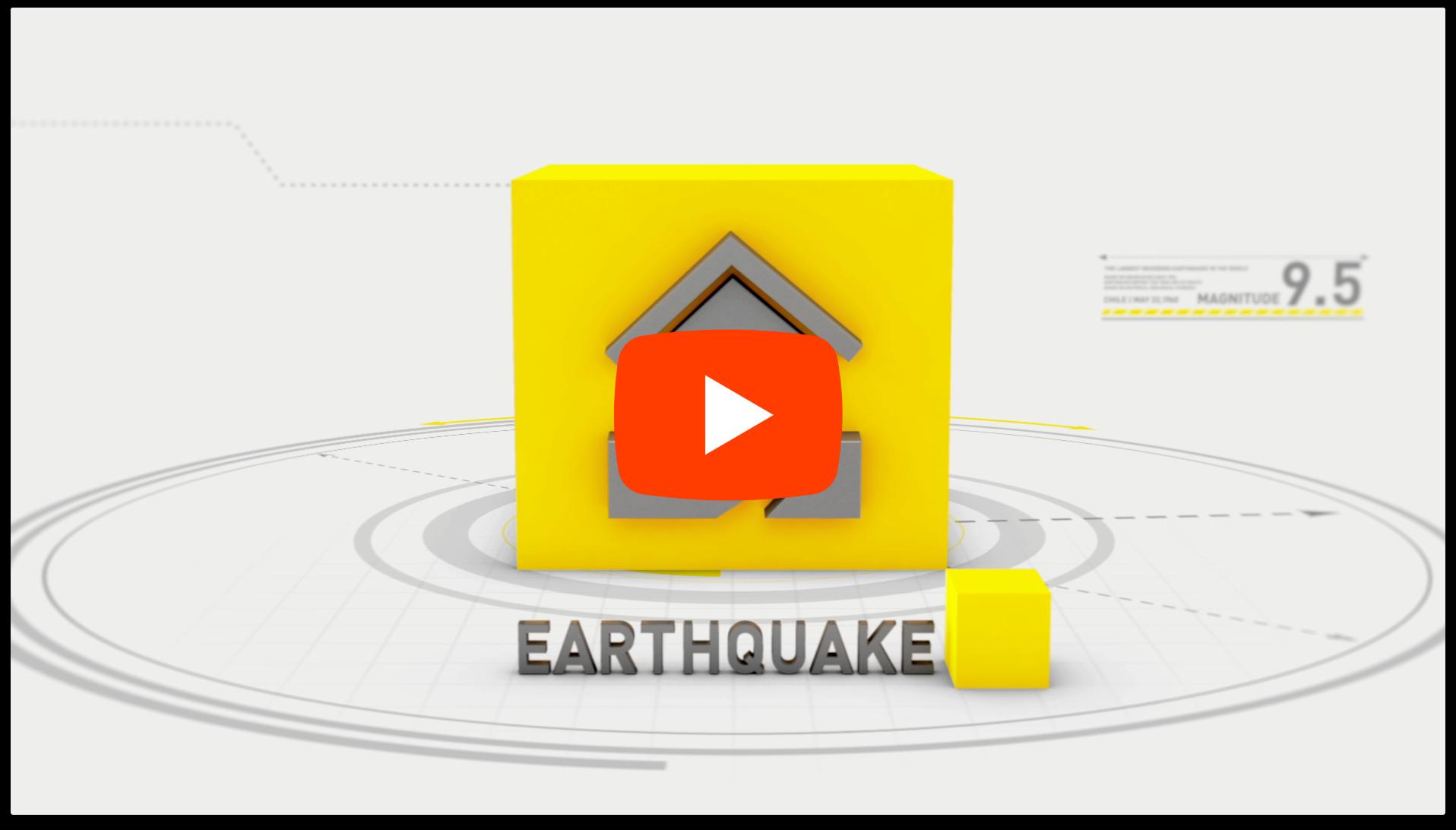 <p>地震</p>