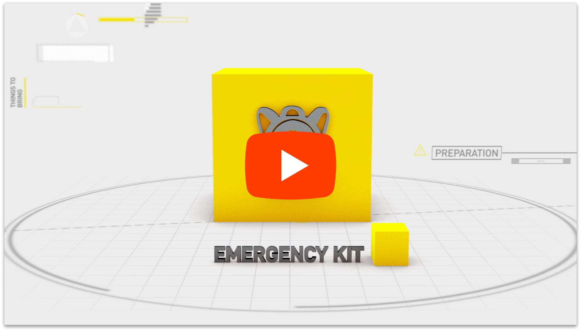 <p>Emergency Kit</p>