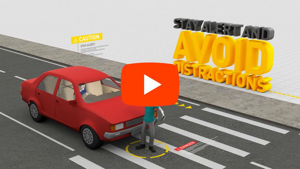 <p>Pedestrians</p>